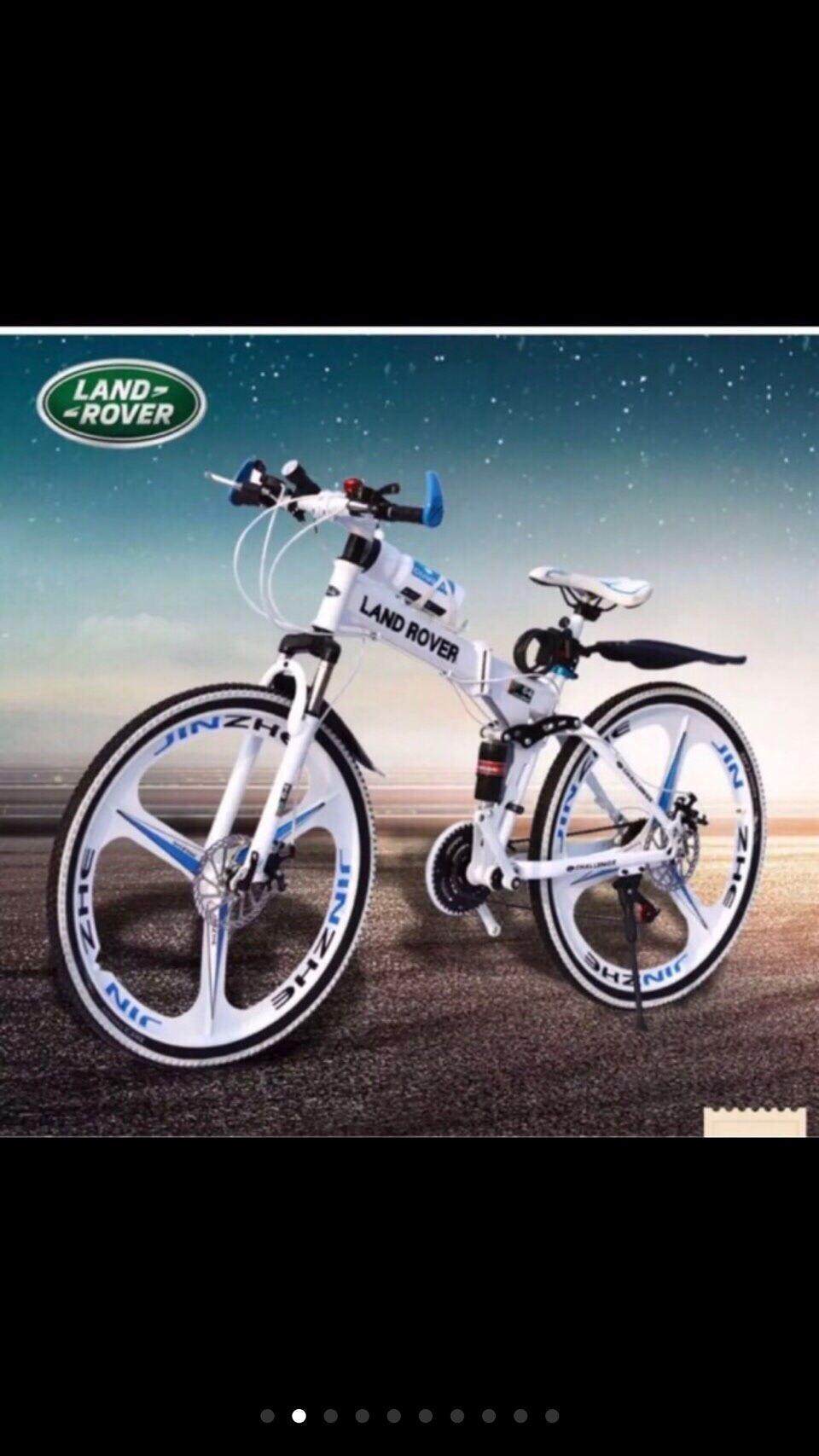 Mua Xe đạp gấp lanrover