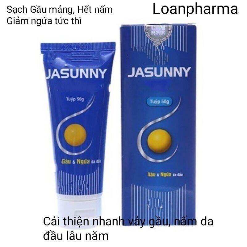 Dầu gội dược liệu Jasunny  tuýp 50 gam - Hỗ trợ giảm gầu và ngứa da đầu giá rẻ