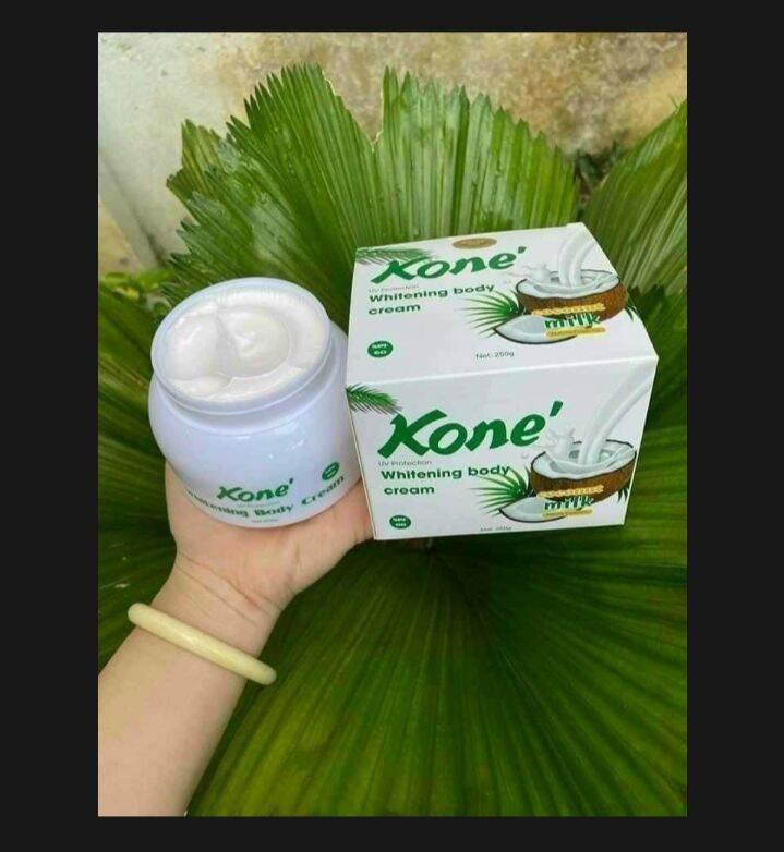 kem body Kone sữa dừa 250gr