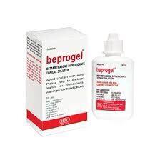 (Hàng công ty) Beprogel 30ml dùng trong viêm da, vảy nến cao cấp