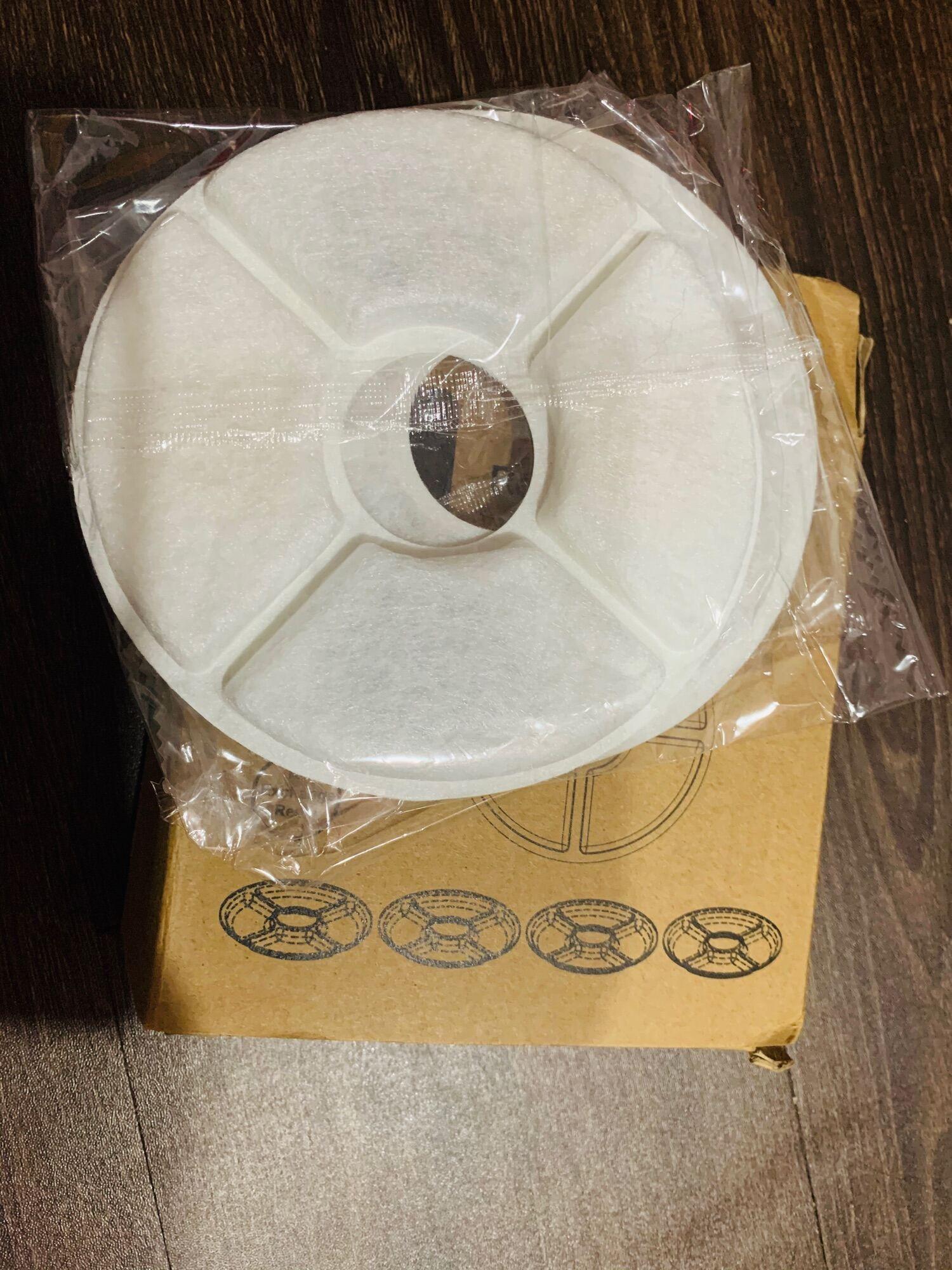 Miếng lọc thay thế miếng lọc trong máy lọc nước cho mèo