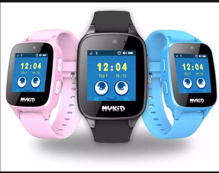Đồng hồ định vị trẻ em Mykid ( sản phẩm chính hãng, bảo hành toàn quốc tại các cửa hàng viettelstore) thumbnail