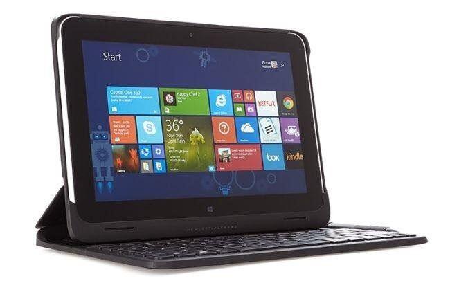 Bảng giá Laptop 2 trong 1 kiêm máy tính bảng HP Elipad 1000 G1 - Atom X3, 4gb Ram, 128gb SSD, 10.1inch cảm ứng Full HD, kèm bàn phím Phong Vũ