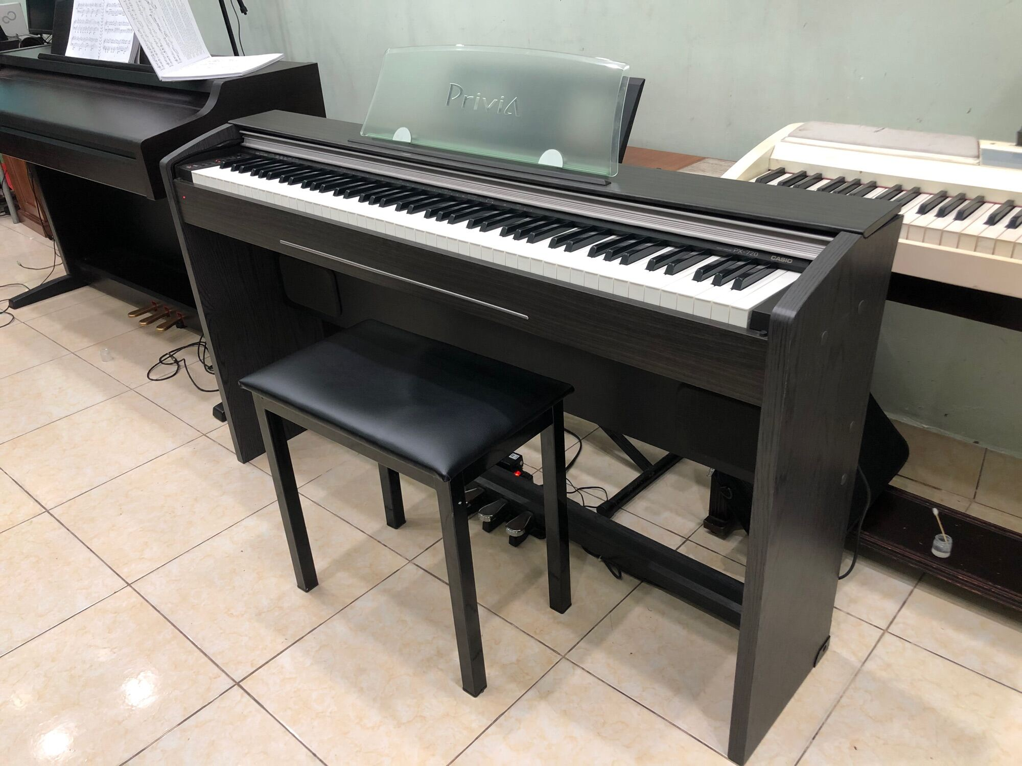 Piano điện Casio Px 720