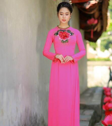 Áo dài bộ siêu đẹp giá rẻ 😘