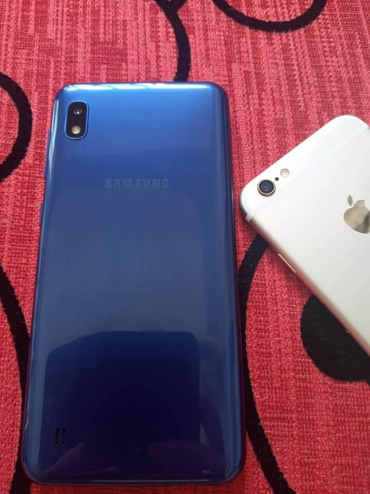 Samsung A10 xanh dương