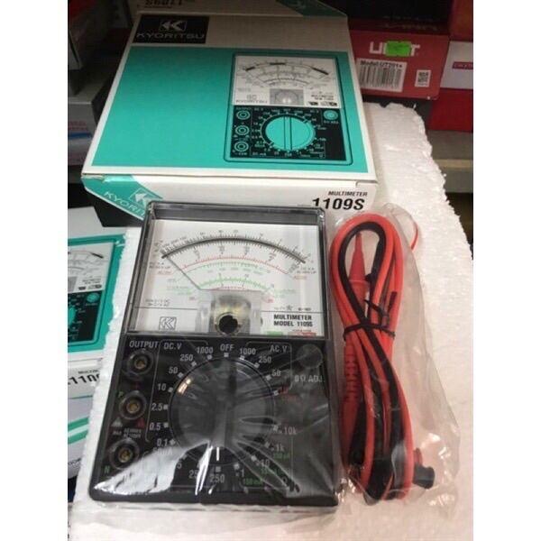 Bảng giá Đồng hồ đo cơ KYORITSU (KEW 1109S)