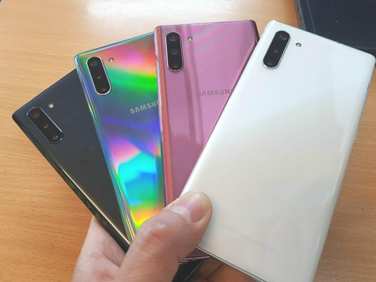 Samsung Note 10 5g Hàn Quốc ram 12/256g đủ phụ kiện