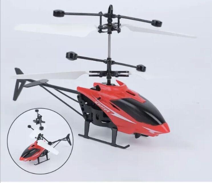 Máy bay trực thăng điều khiển cảm ứng bằng tay