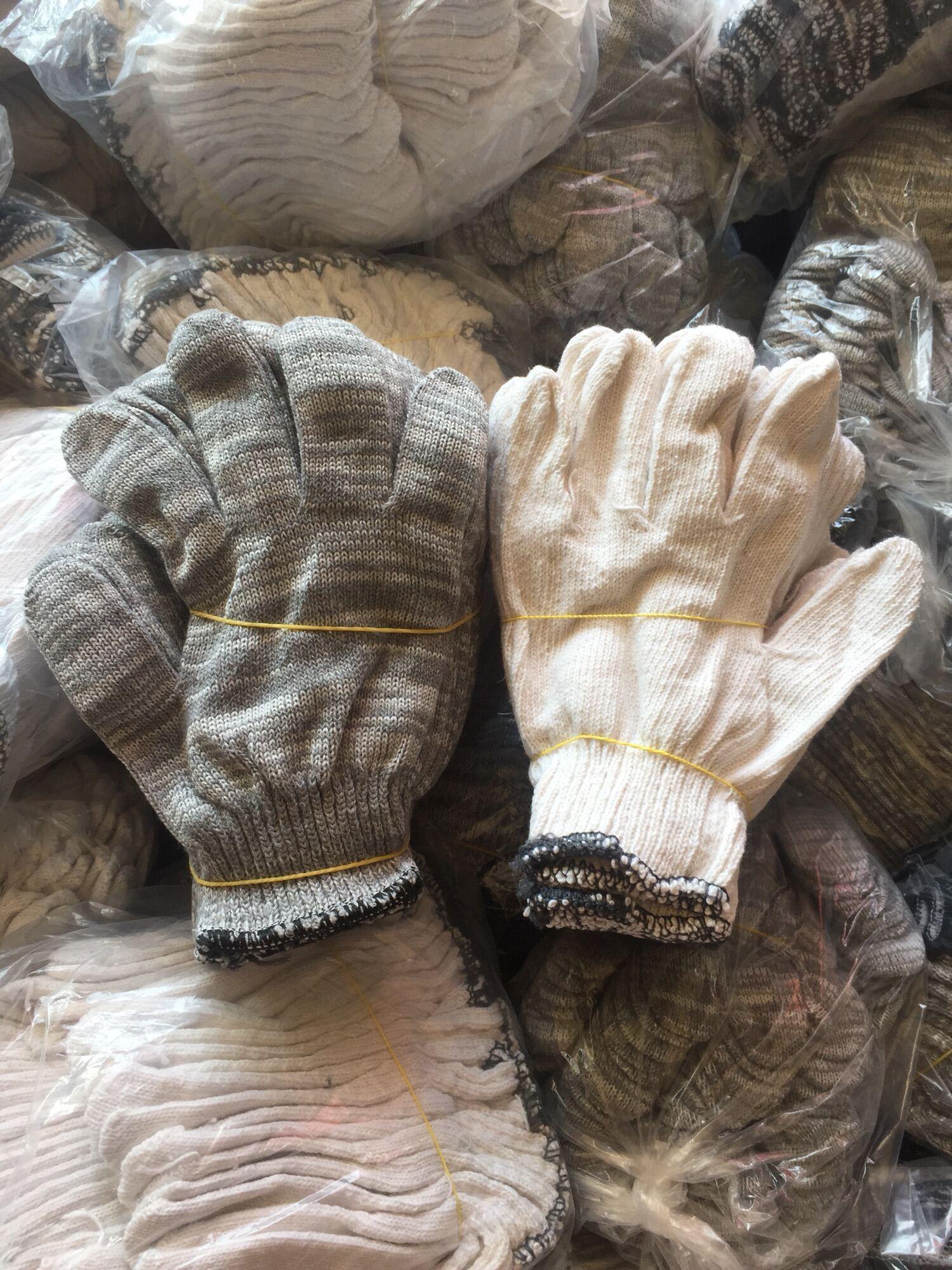 Giá bán 10 đôi gang tay vải lao động/400g