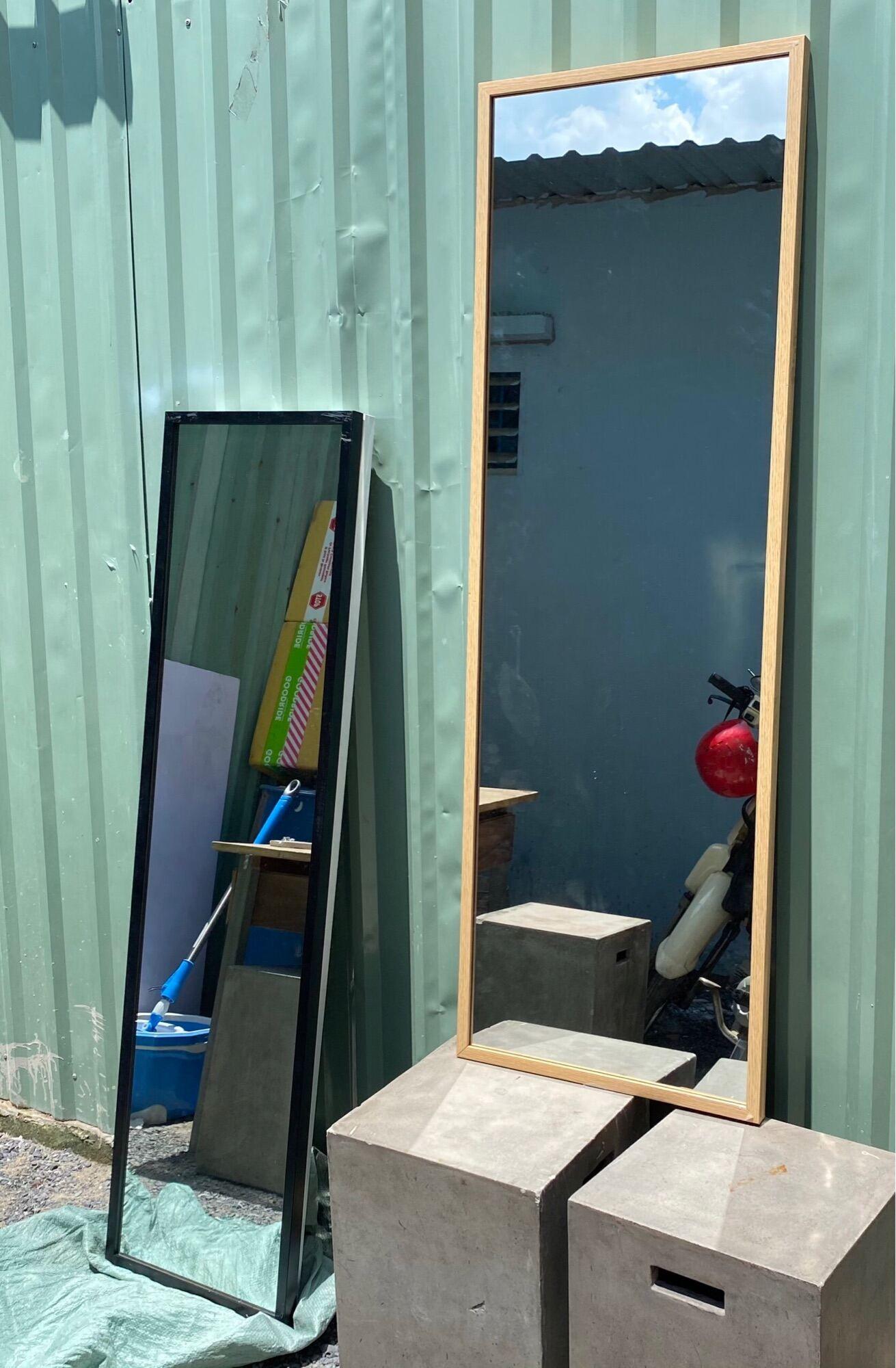 Gương soi toàn thân giá tại xưởng 40 cm * 150cm giá rẻ
