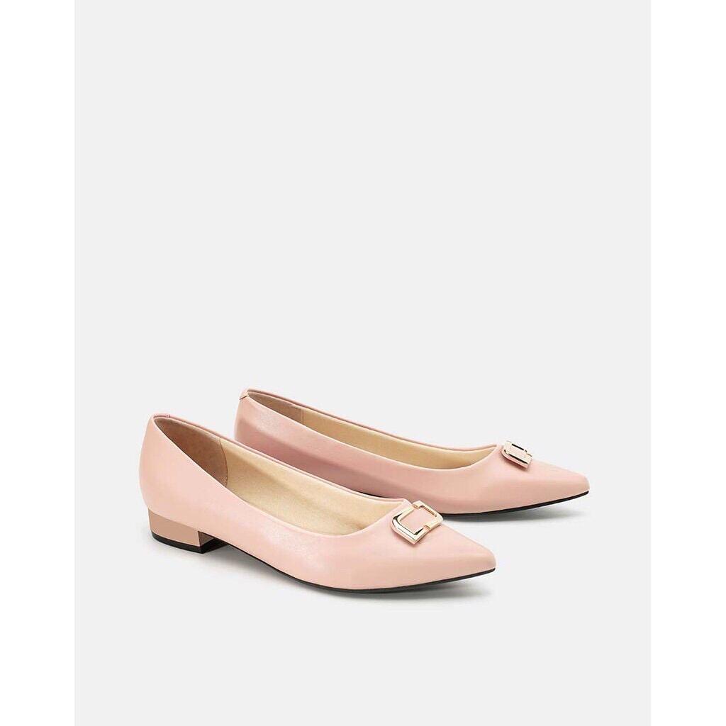 Giày búp bê JUNO sang trọng ( chất da cao cấp bền đẹp, đường may chắc chắn ) thumbnail