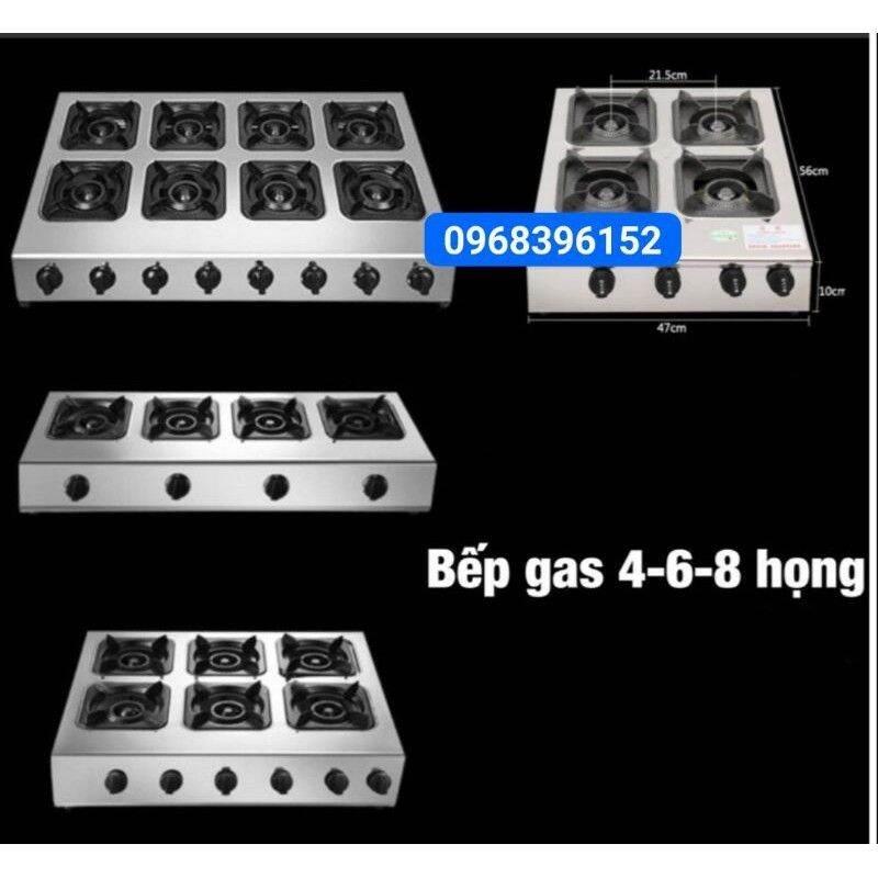 Bếp gas 4-6-8 lò cao cấp