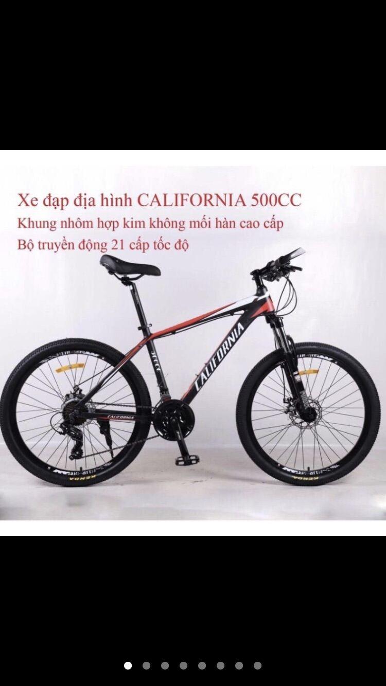 Mua Xe đạp thể thao địa hình California 500cc