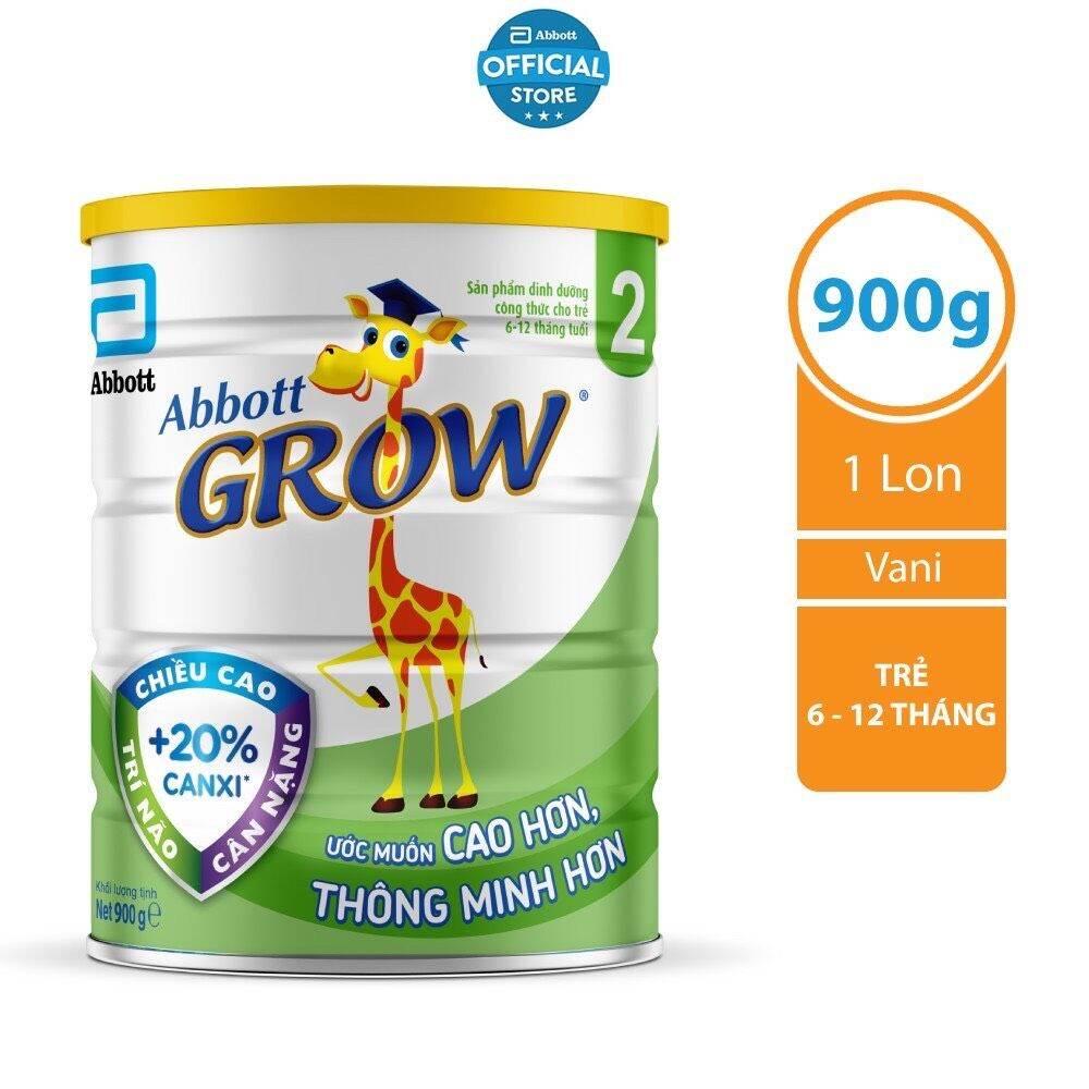 Sữa Abbott grow 2 900g thumbnail