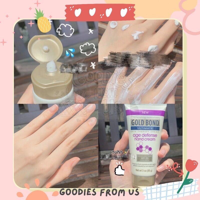 Kem dưỡng da tay Gold Bond Ultimate Healing Hand Cream SALE thumbnail
