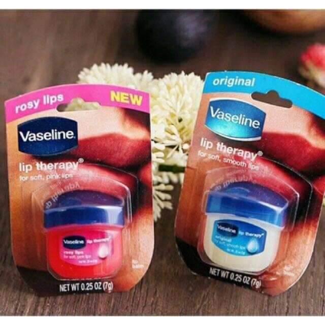 Son dưỡng môi Vaseline 5 gr - Sáp dưỡng môi Vaseline thumbnail