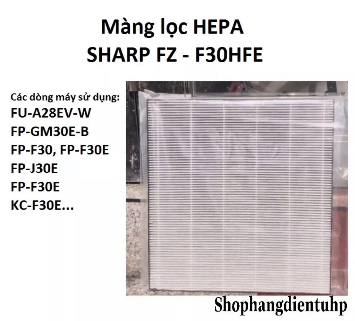 Màng lọc Hepa Sharp FU-A28EV-W