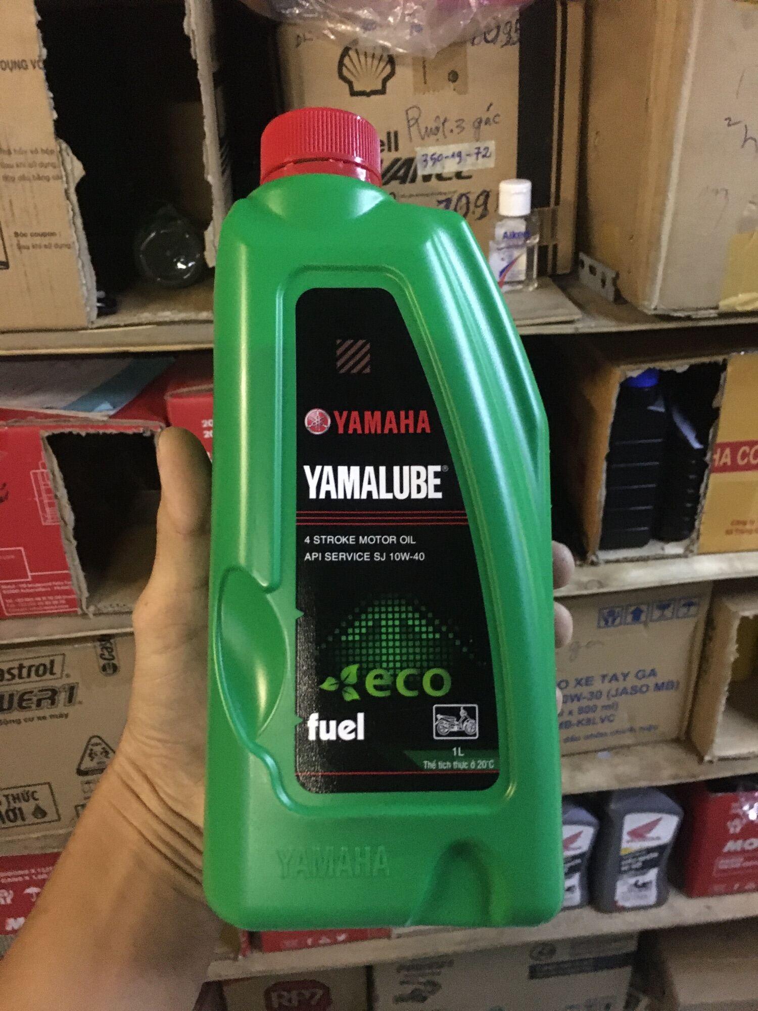 Nhớt Yamaha 10W40 SJ chính hãng dành cho xe số
