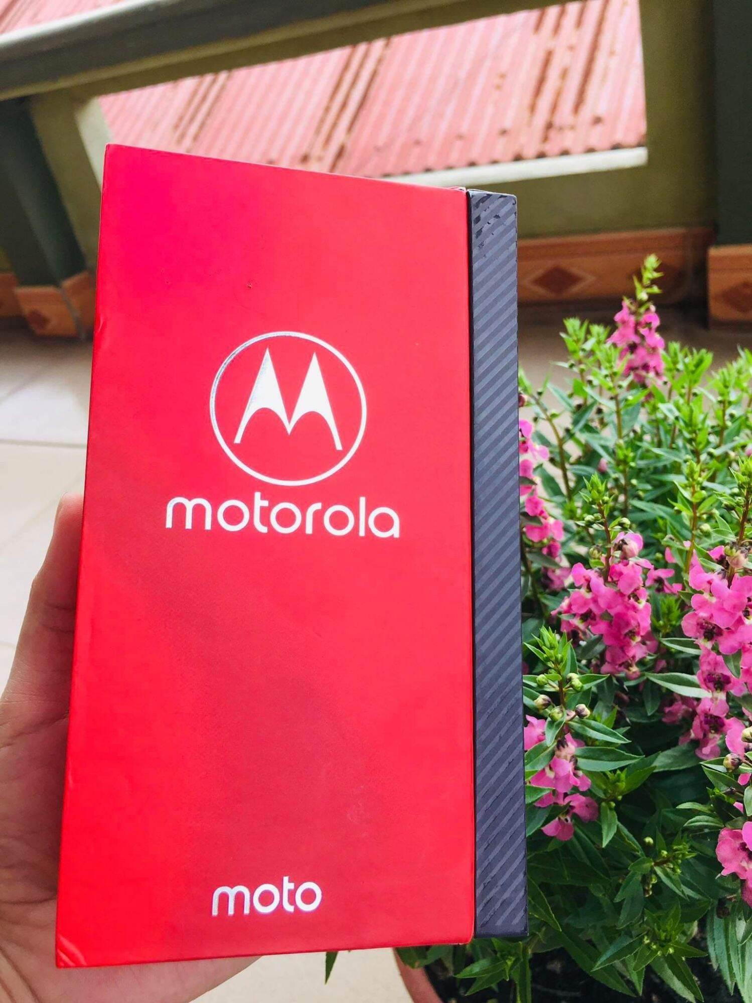 Motorola G8 Stylus